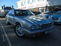 USED 2001 JAGUAR XJ 3.2 SOVEREIGN V8 4d 240 BHP
