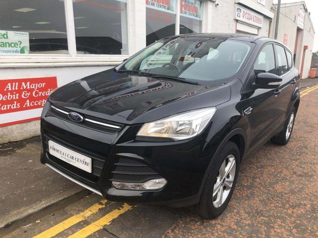 USED 2015 15 FORD KUGA 2.0 TDCi Zetec 5dr 2 OWNERS+GREAT VALUE+1 YR MOT!