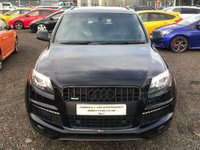 USED 2012 62 AUDI Q7 3.0 TDI S line Plus quattro 5dr LOW MILES+S LINE PLUS+BIG SPEC