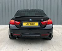 USED 2014 J BMW 4 SERIES 2.0 420D M SPORT 2d 181 BHP