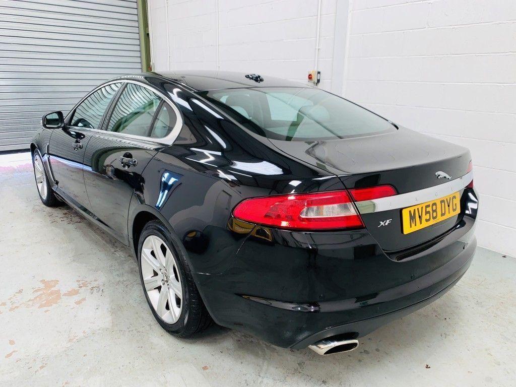 2008 Jaguar XF Luxury V6 £5,900
