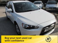 USED 2011 11 MITSUBISHI LANCER 2.0 GS2 DI-D 5d 138 BHP VW ENGINEERING LOW MILEAGE