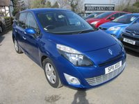 USED 2011 11 RENAULT GRAND SCENIC 1.5 DYNAMIQUE TOMTOM DCI 5d 110 BHP