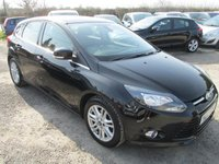 2012 FORD FOCUS 1.0 TITANIUM 5d 124 BHP £4995.00