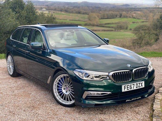 USED 2017 67 BMW Alpina B5 4.4 B5 BITURBO AUTO 4d 600 BHP