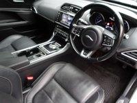 USED 2016 66 JAGUAR XE 2.0 R-SPORT 4d 161 BHP (Jaguar Service Plan)