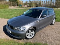 USED 2011 11 BMW 1 SERIES 2.0 120D SE 5d 175 BHP Full Service History New Clutch+ DMF  Full Service History, MOT 03/21, Recent New Dual Mass Flywheel + Clutch, Recent New Turbo, Parking Sensors, X2 Keys, Fastidiously Maintained, Many Service Bills And Reciepts, Unmarked Alloys, Recent New Tyres, Auto Lights On, Auto Wipers, Dimming Mirror, Cd/Stereo/Aux In/USB Sockets, Space Grey Metallic (Best Colour), Drives And Looks Absolutely Spot On, You Will Not Be Dissapointed!!