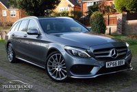 USED 2016 66 MERCEDES-BENZ C-CLASS C250d AMG LINE AUTO ESTATE [204 BHP]