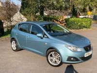 USED 2008 58 SEAT IBIZA 1.6 SPORT 5d 103 BHP Full Service History, Demo +1 Owner Awaiting Sales Preparation!!     Fully Documented Specialist And Seat Full Service History, Seat Demo +1 Private Lady Owner From New, Previous Owner Since 2009! Recent Full Service, MOT 04/21, Ideal First Car Or Cheap Family Runabout, 17In Alloys, Full Carpet Mat Set, Very Cheap To Tax And Insure, Aircon, Cd/Stereo/Aux In Socket, Elec Windows, Elec Mirrors, Alloys, You Will Not Find A Cleaner Better Maintained Example, Personally Taken In Part Exchange From Previous Owner, Drives And Looks Absol