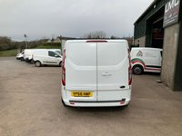 USED 2016 66 FORD TRANSIT CUSTOM 2.0 290 LIMITED LR LWB P/V 129 BHP