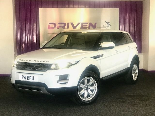 2013 P LAND ROVER RANGE ROVER EVOQUE 2.2 SD4 PURE TECH 5d 190 BHP