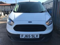USED 2015 65 FORD TRANSIT COURIER 1.5 TDCI 75 BHP
