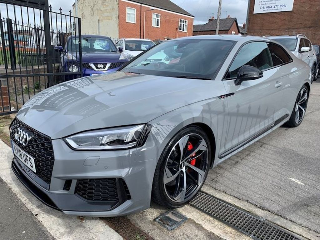 USED 2018 18 AUDI A5 RS 5 TFSI QUATTRO AUTO 2.9 2dr LOW RATE PCP DEALS AVAILABLE*