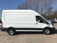 USED 2017 17 FORD TRANSIT 350 130PS LWB H/R L3H3 EURO 6