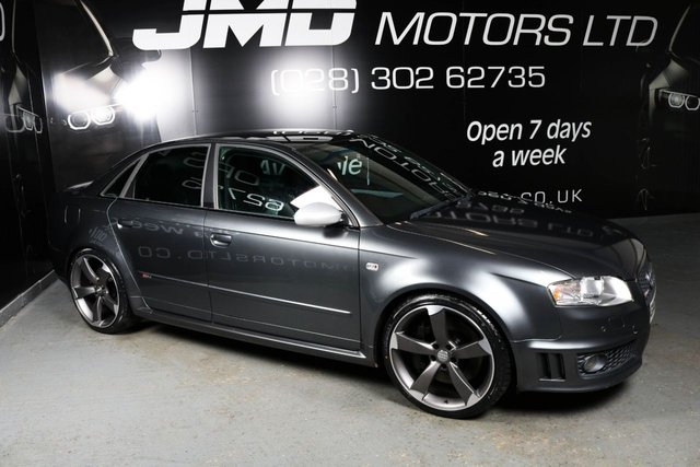 USED 2006 C AUDI A4 2006 AUDI A4 4.2 RS4 QUATTRO 420 BHP (FINANCE AND WARRANTY)