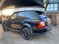 USED 2008 08 LAND ROVER RANGE ROVER SPORT 2.7 TD V6 S 5dr PX TO CLEAR! SAT NAV+LEATHER
