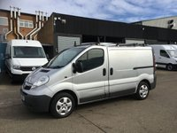 USED 2012 12 VAUXHALL VIVARO 2.0CDTI 2700 SWB. SILVER. ROOF-RACK. TRADE SALE. BARGAIN. MET SILVER. ROOF-RACK. CHEAPEST IN UK. PX WELCOME