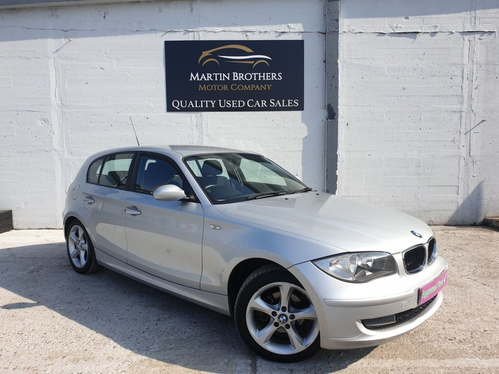 USED 2008 08 BMW 1 SERIES 1.6 116I EDITION ES 5d 121 BHP