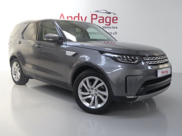 2017 17 LAND ROVER DISCOVERY 3.0 TD6 HSE 5d 255 BHP