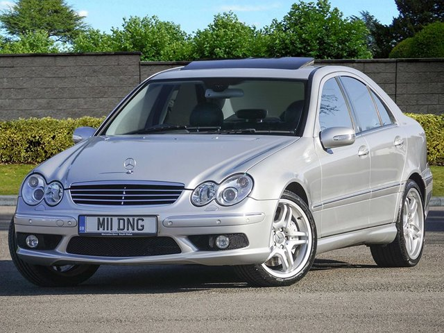 MERCEDES-BENZ C-CLASS at Tim Hayward Car Sales