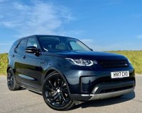 USED 2017 17 LAND ROVER DISCOVERY 3.0 TD V6 First Edition Auto 4WD (s/s) 5dr 360 CAM+GLASS PAN ROOF+PRIVACY