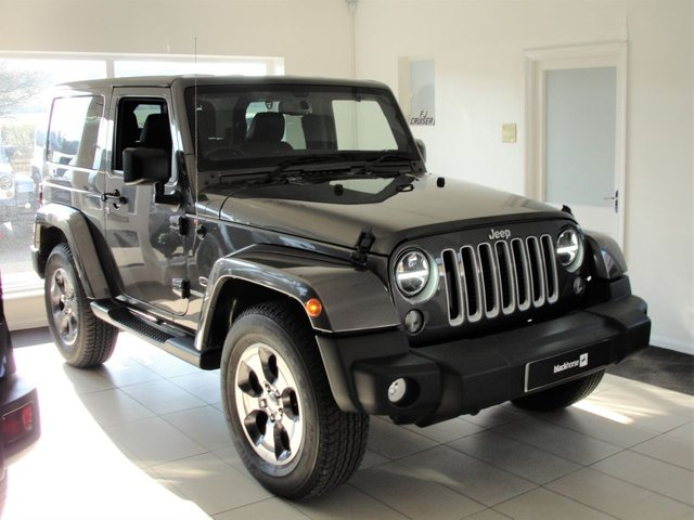2016 66 JEEP WRANGLER 2.8 CRD OVERLAND 2d 197 BHP...RESERVED FOR DEE