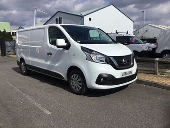 View our NISSAN NV300