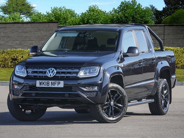 VOLKSWAGEN AMAROK at Tim Hayward Car Sales