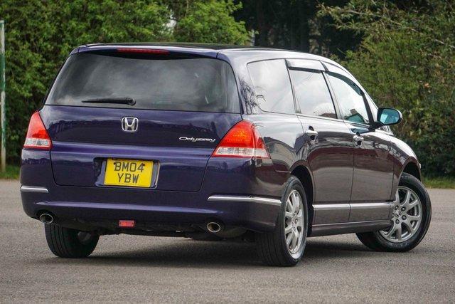 HONDA ODYSSEY at Tim Hayward Car Sales