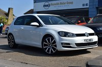 USED 2013 13 VOLKSWAGEN GOLF 2.0 GT TDI BLUEMOTION TECHNOLOGY 3d 148 BHP COMES WITH 6 MONTHS WARRANTY