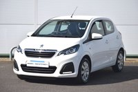 USED 2015 15 PEUGEOT 108 1.0 ACTIVE 5d 68 BHP BLUETOOTH -DAB -FSH -BEAUTIFUL