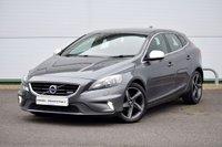 USED 2014 14 VOLVO V40 1.6 D2 R-DESIGN NAV 5d 113 BHP £0 TAX - SAT NAV - DAB - FSH