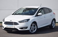 USED 2018 67 FORD FOCUS 1.0T EcoBoost Titanium (s/s) 5dr SAT NAV - BLUETOOTH - HIGH SPEC