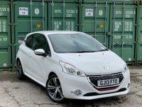 2013 PEUGEOT 208 1.6 THP GTi 3dr £5995.00