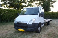 2013 IVECO DAILY 2.3 35S11 106 BHP AUTOMATIC £9495.00