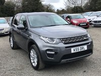 USED 2016 K LAND ROVER DISCOVERY SPORT 2.0 TD4 SE TECH 5d 180 BHP