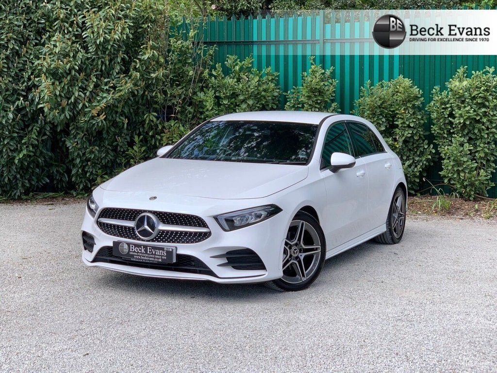 USED 2020 20 MERCEDES-BENZ A-CLASS 1.3 A 200 AMG LINE 5d 161 BHP VAT QUALIFYING