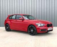 2014 BMW 1 SERIES 2.0 116D SPORT 5d 114 BHP £7495.00