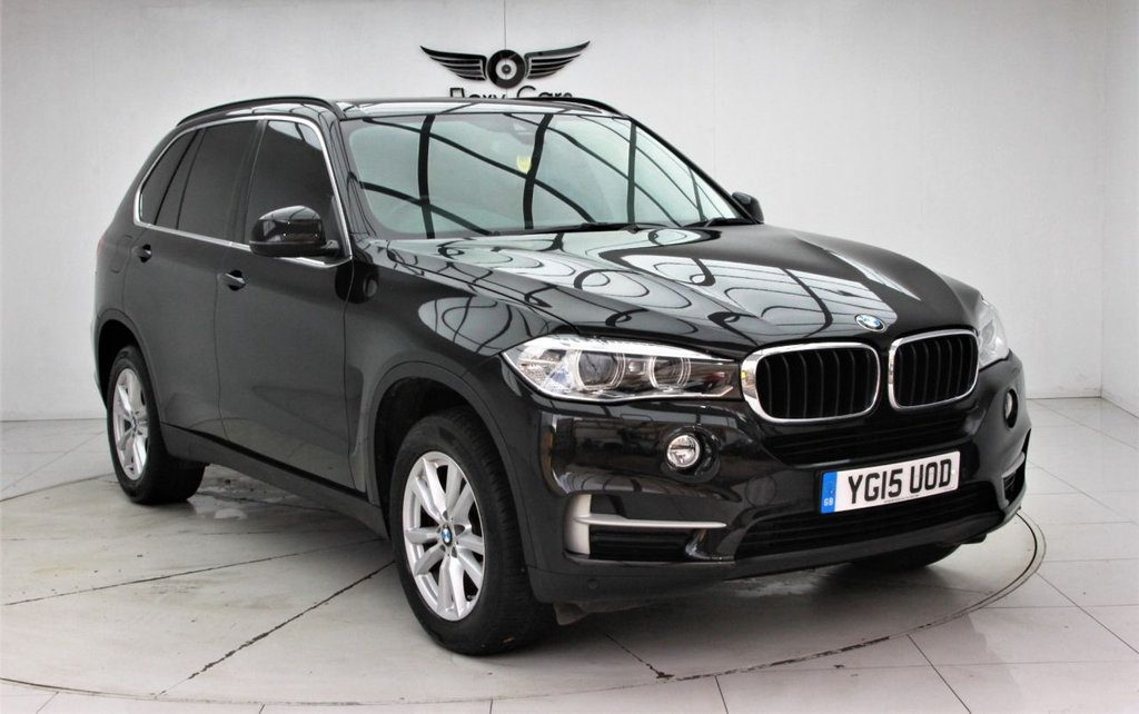 USED 2015 15 BMW X5 3.0 XDRIVE30D SE 5d 255 BHP
