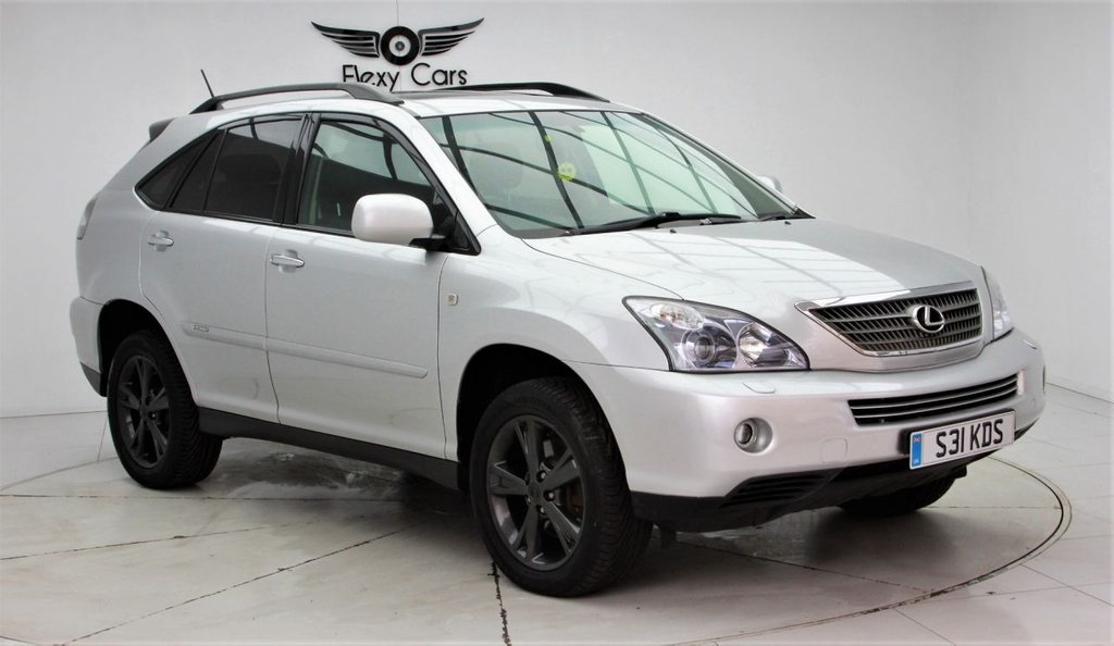 USED 2008 S LEXUS RX 3.3 400H SE-L CVT 5d 208 BHP