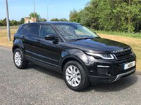 USED 2016 16 LAND ROVER RANGE ROVER EVOQUE 2.0 TD4 SE TECH 5d 177 BHP FULL LEATHER, 8 SPEED AUTO
