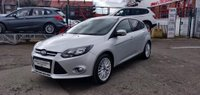 USED 2011 11 FORD FOCUS 1.6 Ti-VCT Zetec 5dr 1 YRS MOT+VALUE CAR+GREAT COND