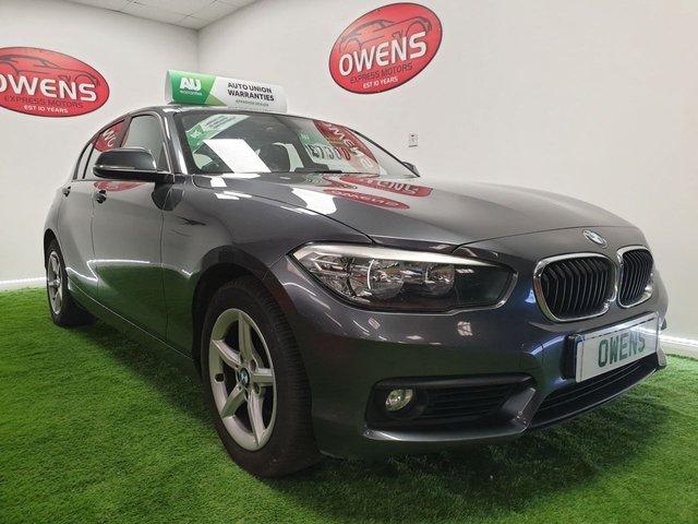 2015 15 BMW 1 SERIES 2.0 118D SE 5d 147 BHP