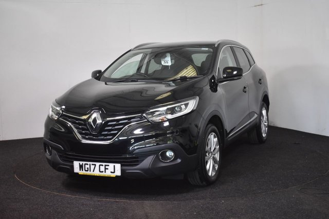 USED 2017 17 RENAULT KADJAR 1.5 DYNAMIQUE NAV DCI 5d 110 BHP CONTACTLESS PURCHASE AVAILABLE