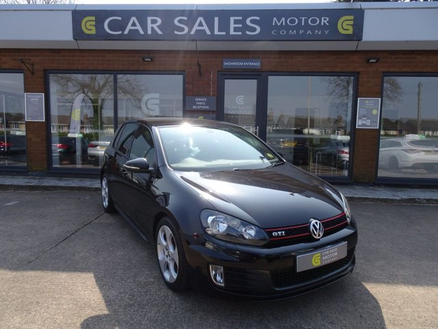USED 2012 12 VOLKSWAGEN GOLF 2.0 GTI DSG 5d 210 BHP FULL BLACK VIENNA LEATHER, DSG AUTOMATIC, FULL VW SERVICE HISTORY WITH 9 SERVICE ON RECORD, MOT TILL MARCH 2021 WITH NO ADVISORIES,HPI CLEAR, 2 REMOTE KEYS