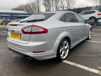USED 2012 62 FORD MONDEO 2.2 TDCi Titanium X Sport 5dr AUTO+BIG SPEC+DRIVE AWAY TODAY