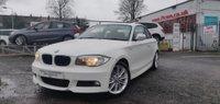 USED 2012 12 BMW 1 SERIES 2.0 118d M Sport 2dr LOW MILES+FSH+1YRS MOT+SUNROOF