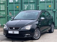 USED 2016 16 SEAT IBIZA 1.2 TSI Connect SportCoupe 3dr BUY ONLINE +FREE HOME DELIVERY