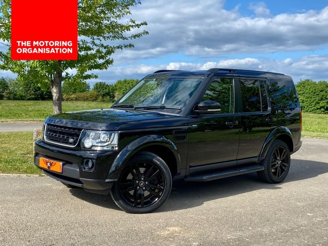 USED 2016 16 LAND ROVER DISCOVERY 3.0 SDV6 SE TECH 5d 255 BHP SAT NAV* DAB*MERIDIAN SOUND*