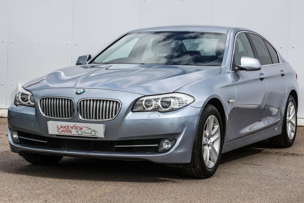 USED 2012 61 BMW 5 SERIES 3.0 ACTIVEHYBRID 5 4d 340 BHP